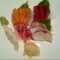 Photo taken at Iron Sushi by Ms H. on 5/19/2013