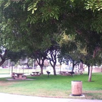Photo taken at Irwindale Park by Patrick P. on 11/19/2013