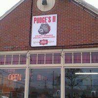 Photo taken at Pudge's II by Edward M. on 11/20/2012