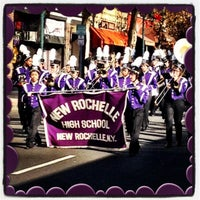 Photo taken at New Rochelle High School by Mark G. on 11/17/2012