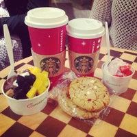 Photo taken at Starbucks by Elizaveta V. on 12/3/2012