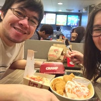 Photo taken at Jollibee by Eve M. on 7/12/2014