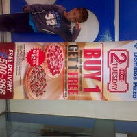 Photo taken at Domino's Pizza by Andri A. on 7/2/2013