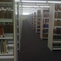 Photo taken at Freehills Law Library by Mauricio C. on 10/16/2012