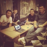 Photo taken at OWN Cafe by RoRy I. on 10/12/2012