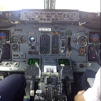 Photo taken at Cayman Airways Flight 832 by Maurys M. on 10/30/2012