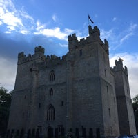 Photo taken at Langley Castle Hotel by George S. on 9/6/2016