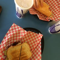 Photo taken at Freddie's Subs by Danielle R. on 5/27/2014
