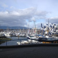 Photo taken at Granville Island by sabaina s. on 2/23/2013