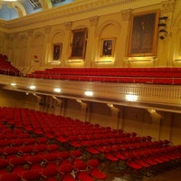 Photo taken at Mechanics Hall by Shannon A. on 3/13/2013