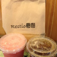 Photo taken at Restio Taco by sesajoon on 5/23/2013