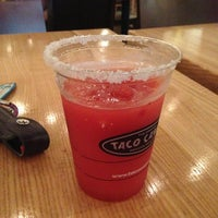 Photo taken at Taco Cabana by Laura Q. on 9/2/2013