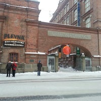 Photo taken at Finnkino Plevna by Rosie H. on 12/19/2012