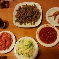 Photo taken at Kırkpınar Kasap Restaurant by Kerime Ö. on 12/22/2012