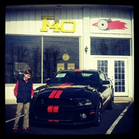 Photo taken at F40 Motorsports by Chris S. on 11/10/2012