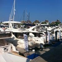Photo taken at Royal Phuket Marina by Katya K. on 3/24/2013