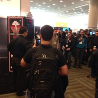 Photo taken at SoftLayer @ Apps World by Raleigh M. on 2/5/2014