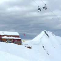 Photo taken at Wormser Hütte by Steffen H. on 3/30/2015