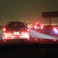 Photo taken at NJ Turnpike Exit 14 by Danica D. on 1/26/2013