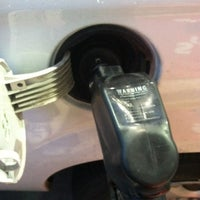 Photo taken at Fry's Gas Station by Mr. M. on 1/26/2013