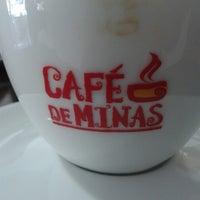 Photo taken at Café de Minas by Paulabel on 4/5/2014