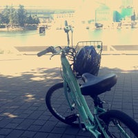 Photo taken at Spokes Bike Rentals by H. N. on 7/27/2016