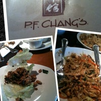 Photo taken at P.F. Chang's by Nich on 11/4/2012