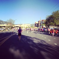 Photo taken at Bolder Boulder 10K Race by Matthew H. on 5/27/2013