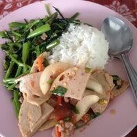 Photo taken at โรงอาหาร อาคารองค์การนักศึกษา (อมช.) by Uraiporn D. on 2/28/2013