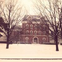 Photo taken at The Ohio State University by Logan J. on 1/25/2013