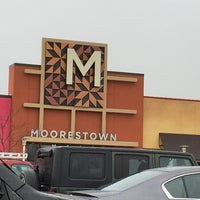 Photo taken at Moorestown Mall by Edward G. on 12/24/2014