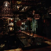 Photo taken at Whisky Café L&B by Anita K. on 10/23/2012