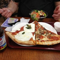 Photo taken at Abitino's Pizzeria by Leila G. on 3/5/2013