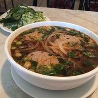 Photo taken at Bambu Vietnamese Restaurant by Vanessa F. on 4/21/2016