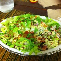 Photo taken at Chipotle Mexican Grill by Chris S. on 10/18/2012