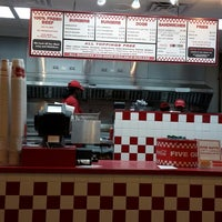 Photo taken at Five Guys by Carlos B. on 12/23/2014