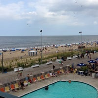 Photo taken at Atlantic Sands Hotel by SallynotSarah L. on 8/30/2013