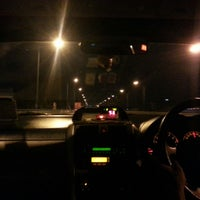 Photo taken at Chaeng Watthana Toll Plaza by Oakxie on 7/28/2014