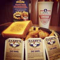Photo taken at Zaxby's by A. Jordan F. on 10/9/2013