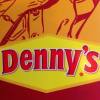 Photo taken at Denny's by Irlanda M. on 1/23/2013