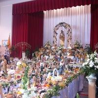 Photo taken at St. Joseph's Altar by superJennifer on 3/19/2013