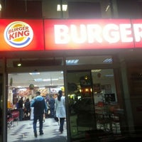 Photo taken at Burger King by MERT on 2/3/2013