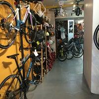 Photo taken at Ciel Bike Shop by Cris A. on 6/26/2016