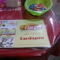 Photo taken at Bom Gosto Sanduicheria by Rômullo L. on 12/30/2013