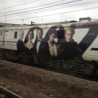 Photo taken at Doncaster Railway Station (DON) by Karli (. on 3/22/2013