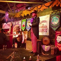 Photo taken at The Great Dickens Christmas Fair by Joseph S. on 12/15/2012