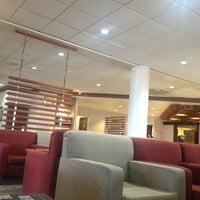 Photo taken at Fiji Airways Tabua Lounge by Scott H. on 3/16/2013