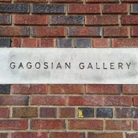 Photo taken at Gagosian Gallery by Robert T. on 3/21/2013