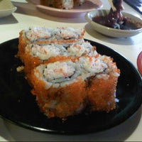Photo taken at Sushi Tei by Ochand on 10/27/2012