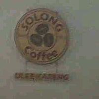 Photo taken at Solong Coffee by Utami G. on 11/21/2012